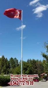 40-metre-galvaniz-bayrak-direği