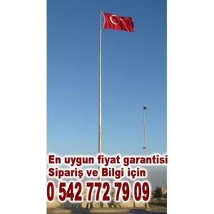 50-metre-galvaniz-bayrak-diregi