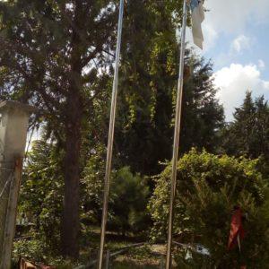 Bayrak Direği 02