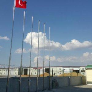 Bayrak Direği 07