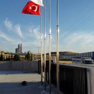 Bayrak Direği 08