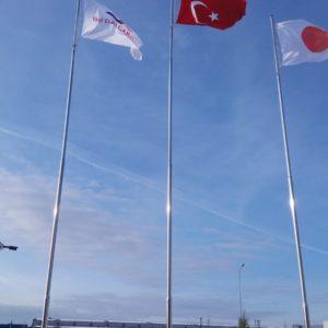 Bayrak Direği 09