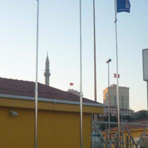 Bayrak Direği 14